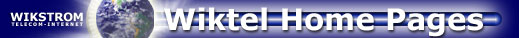 Wiktel Home Pages